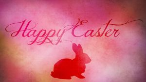 Easter Wallpaper by Lulafay