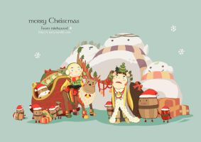 Merry Christmas from Mirkwood by navy-locked