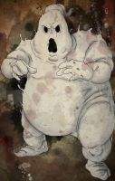 Ghostbusters - The Icon by T-RexJones
