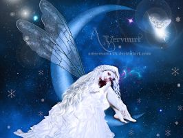 Angel Moon by annemaria48