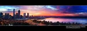 Perth Sunrise by Furiousxr