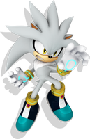 Silver the Hedgehog ID by SupaSilver