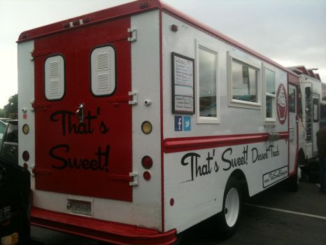 That's Sweet Food Truck by Celwind