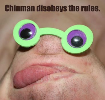 Chinman _Disobeys by sahills
