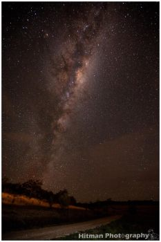 Milk Way from Sorell by Hitman35mm