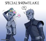 [Game of Thrones] SPECIAL SNOWFLAKE by yagihikaru