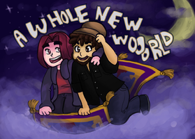 A WHOLE NEW WORLD by uricurr1