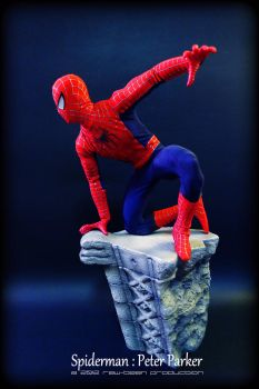 Hot Toys - Spiderman 4 by jaysquall