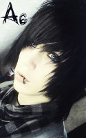 Andy Sixx by hellmarry
