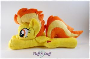 Spitfire Plush by SailorMiniMuffin