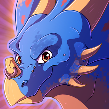 Coleman avatar - commission by IcelectricSpyro