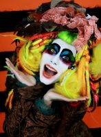 Mad Hatter - preview by PorcelainPoet