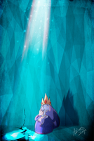 Ice King by AndrewLaFish-Arts