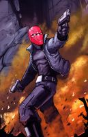 Red Hood by xashe