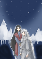 Meeting under the Stars by h-muroto