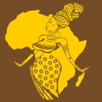 AFRICAN QUEEN by chriscrazyhouse