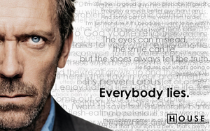 House M.D. Wallpaper by Azzurri107
