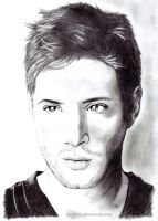 Jensen Ackles by Jinpei