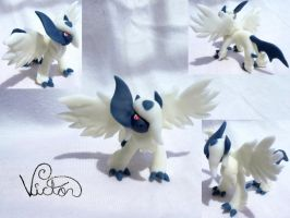 Mega Absol by VictorCustomizer