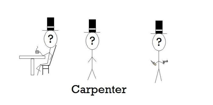 Carpenter by Pteroid