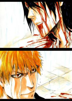 BLEACH: Everything but the rain by Sideburn004