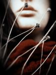 October Lips by ivagoth
