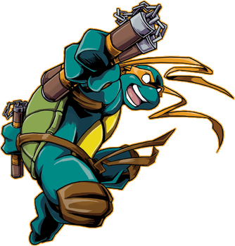 shellshock -Michelangelo- by FREAKfreak
