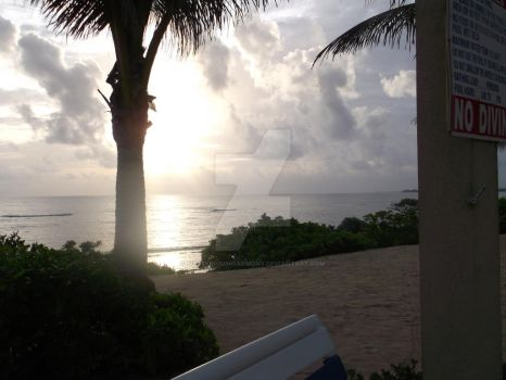 Cayman Sunset by Mysterious-Harmony