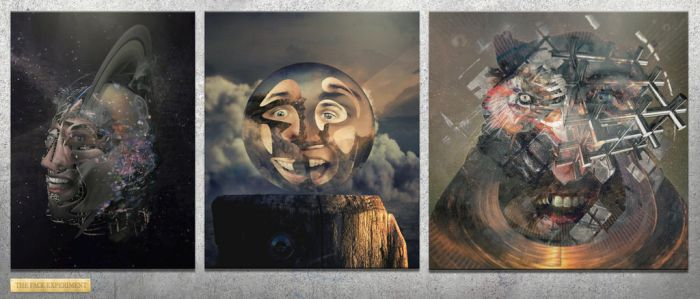 THE FACE EXPERIMENT by MindInterface