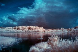 Thunder is coming IR by puu4ux