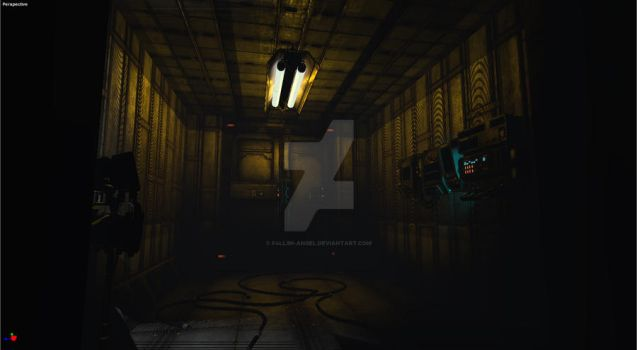 Containment Level Design 6 by f4ll3n-angel