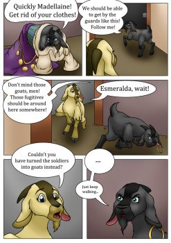 Esmeralda's Escape Plan: Page 6 by EduartBoudewijn