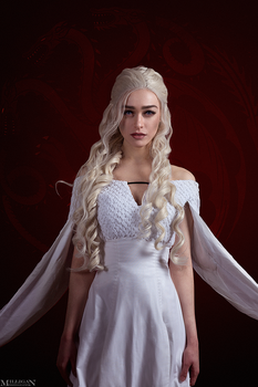 Game of Thrones - Khaleesi by MilliganVick