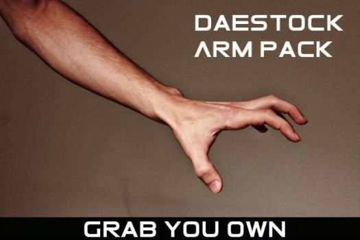 Arm Anatomy Pack by DaeStock