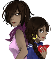 KND::Lincoln Sisters by GM-Miru