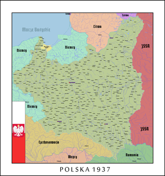 Poland in the year 1937 by IasonKeltenkreuzler
