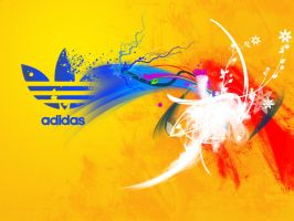Adidas Contest Entry by Hornsby