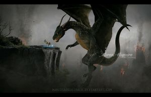 Invocation of the Dragon by marcosnogueiracb
