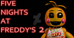 Five Nights at Freddy's 2 Fan Button by RandomAcount4