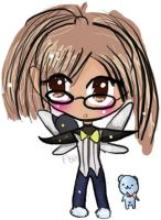 Experimental Chibi 10.11.09 by FrenchBananaHorn