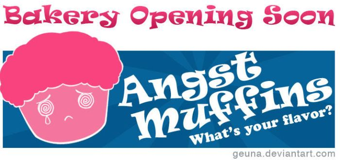 Angst Muffins, Bakery Opening Soon by Geuna
