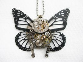 Steampunk Butterfly 2 by xxPRECIOUSMOMENTSxx