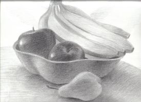 Fruit bowl by Unfaithed