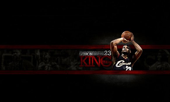 LeBron by witnessGFX
