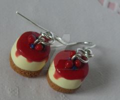 Mini Cheesecakes by iCandyPetiteTreats