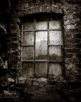 Derelict window by studio-toffa
