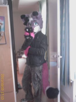 in my fursuit 2 XD by knight-rider-2000