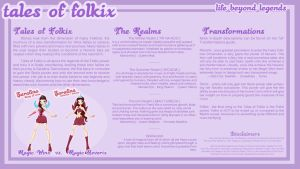 Tales of Folkix - Basic Guide by Myxprint