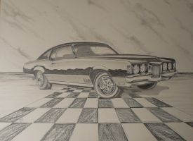 Car 4 Billy by MiMitchell