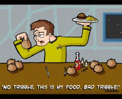 Bad Tribble by AngelCrusher